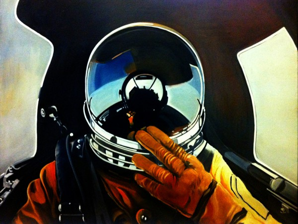 SPACER ON CANVAS