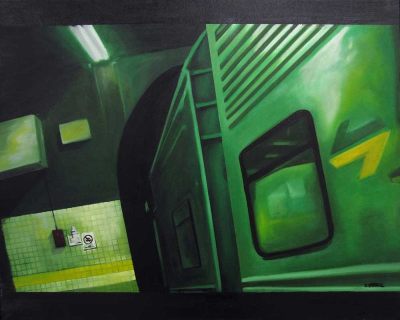 9 to 5 80x100cm