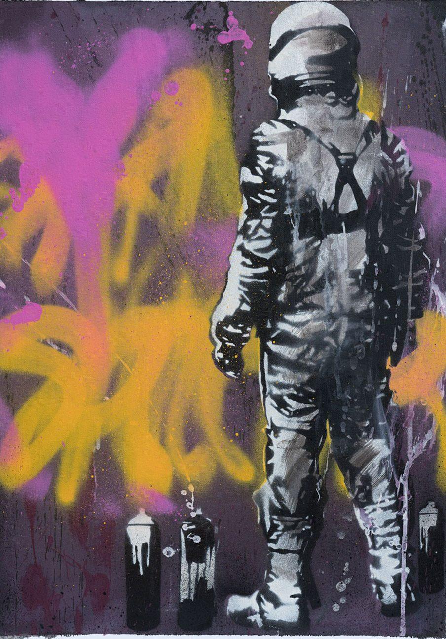 Spray the love by Shane sutton