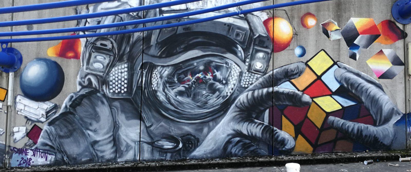 HAGUE STREET ART
